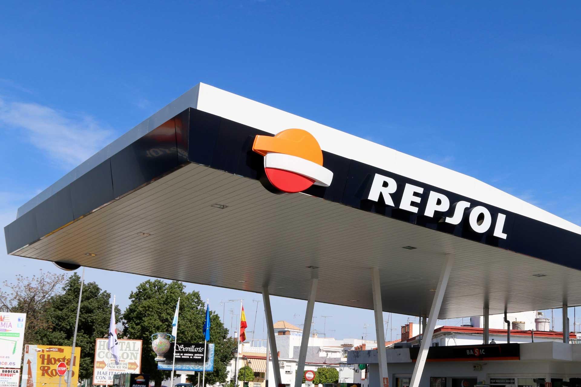 Gasolina barata en Sevilla